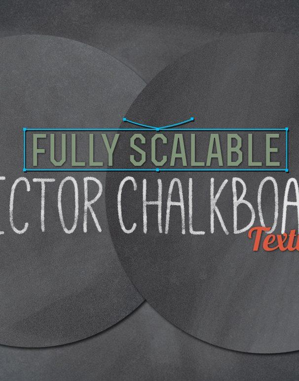 vector chalkboard textures 2