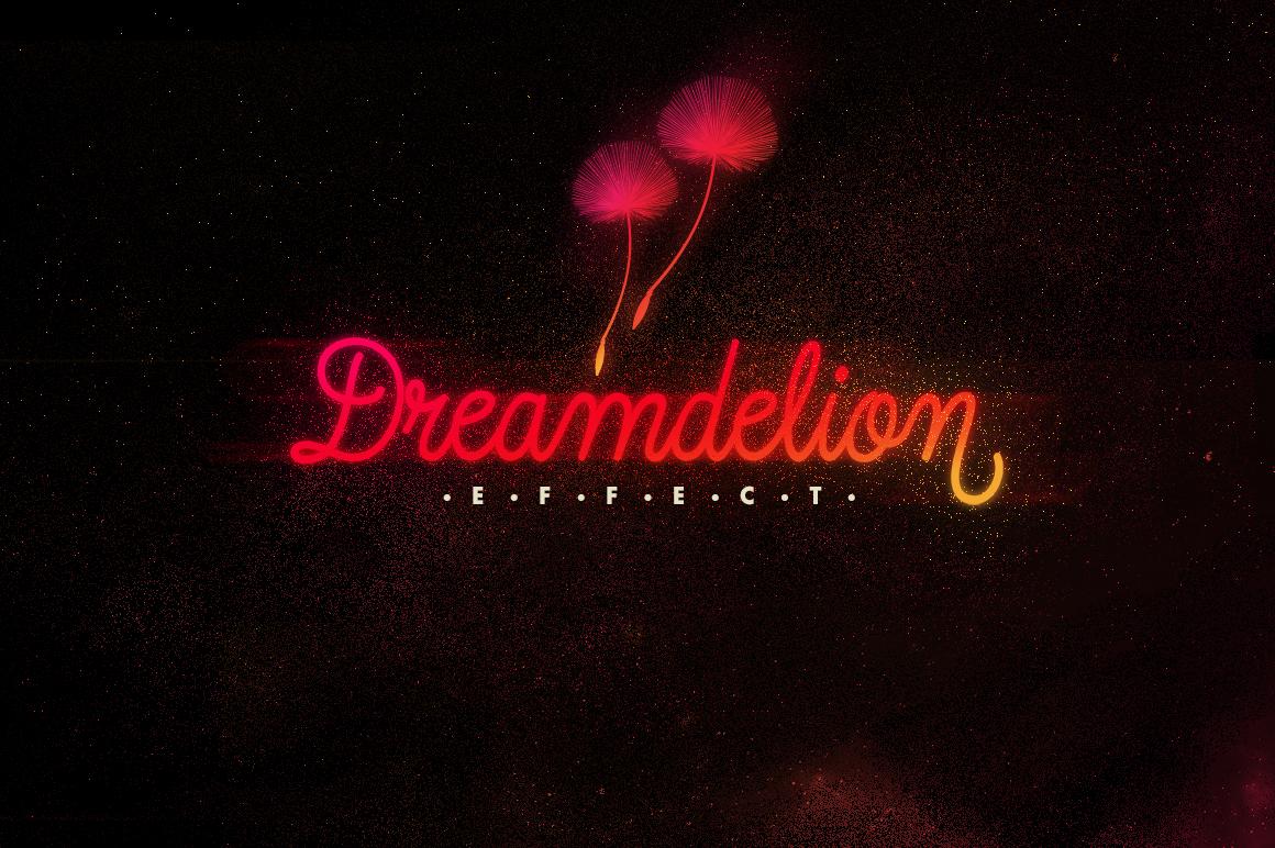 Dreamdelion Script Effect