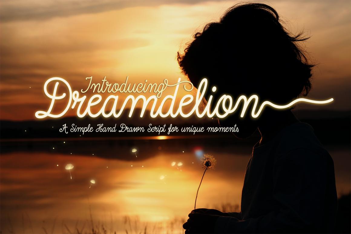 Dreamdelion Font