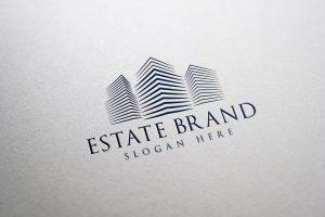 Estate Brand Color Letterpress
