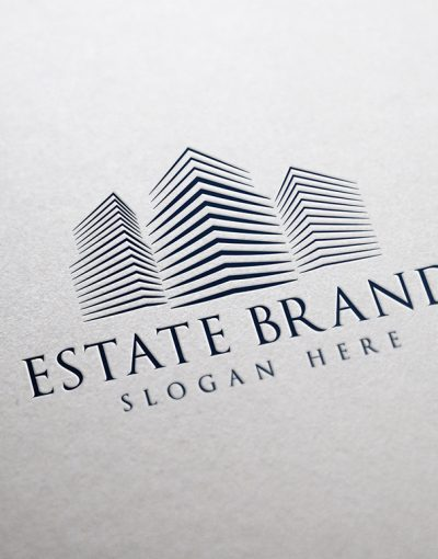 Estate Brand Color Letterpress