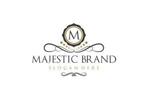Majestic Logo Template-01 - 772