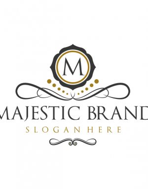 Majestic Logo Template-01 - 772