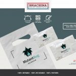 Mutant Bug logo security template creative market bmachina store main image bag mockup-4