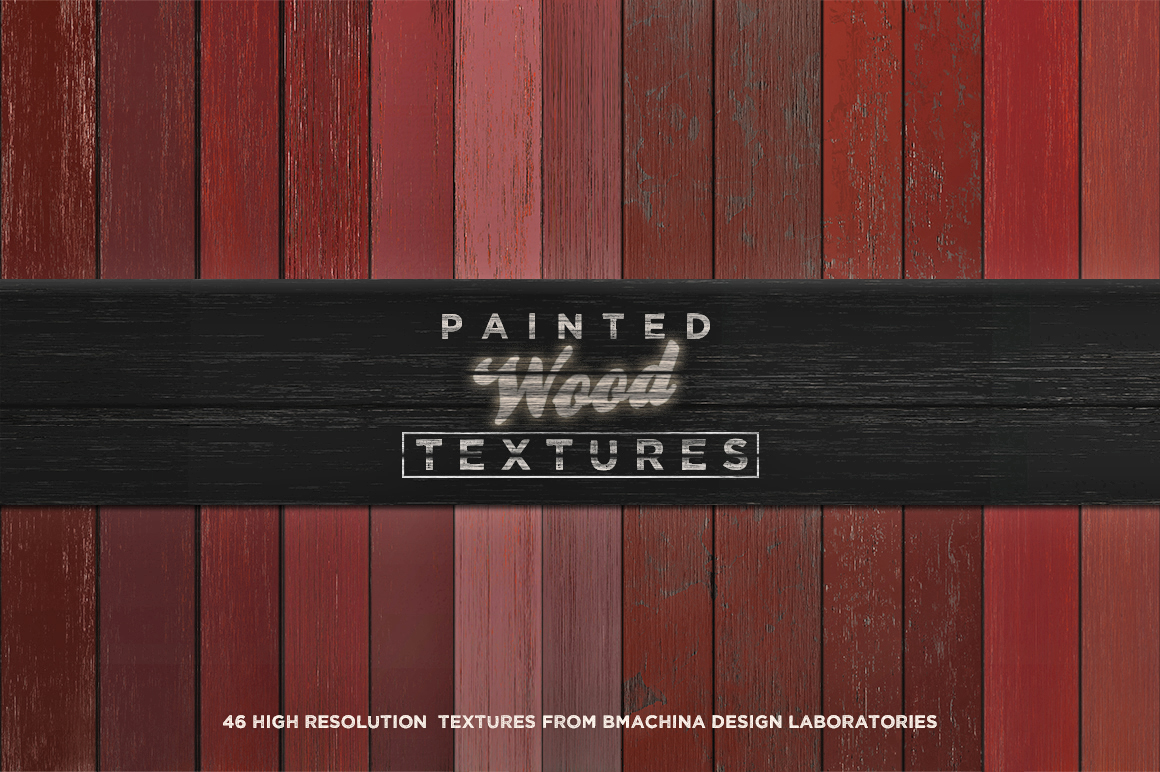 Painted Wood Textures