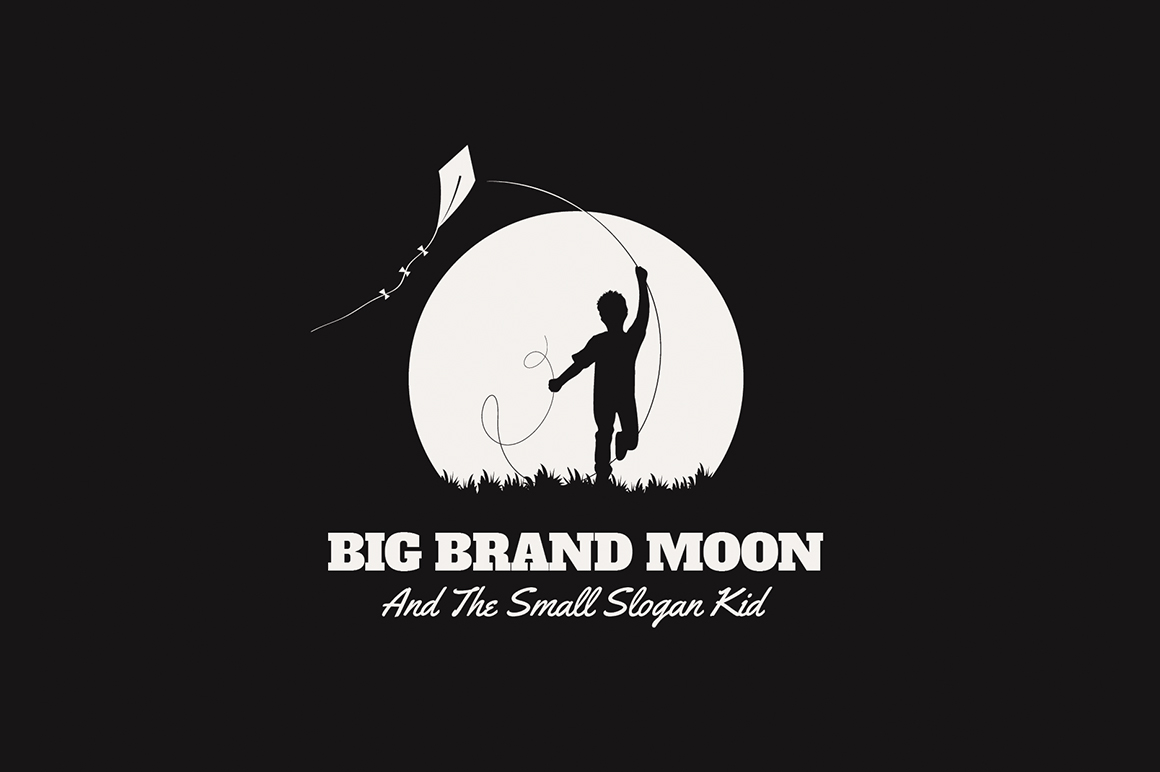 The Big Brand Moon Logo Bmachina Design Works In this post we have added 40 best and creative moon logo designs for your inspiration. the big brand moon logo