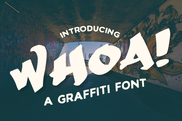 Font Free Whoa