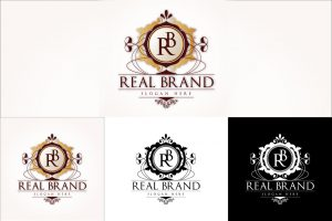 real brand logo envato promo all