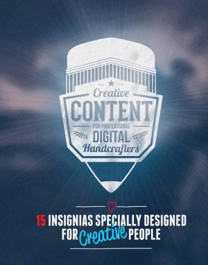 creative badge set creators design resources and supplys 52