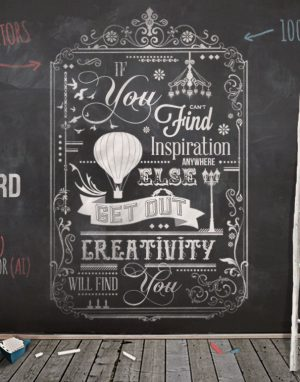 creative market chalkboard