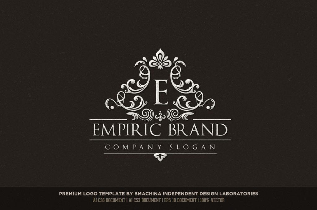 creative market EMPIRIC BRAND