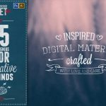 creative badge set creators design resources and supplys gallery