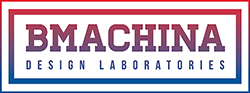 New BMACHINA Logo Color n margins 250