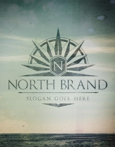 North Brand VINTAGE SEA dark