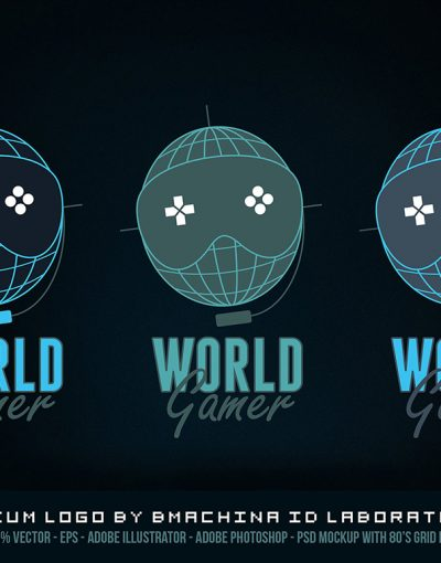 world gamer logo